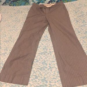 Woman's Banana Republic Trousers Ryan Fit